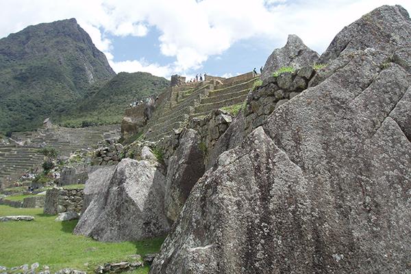 Machu Picchu by Susan Brauer